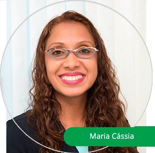 Atendimento, Cassia Maria