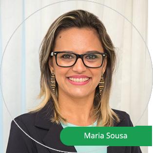 Atendimento, Maria Sousa