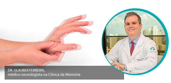 Tremor nas mãos é doença de Parkinson?