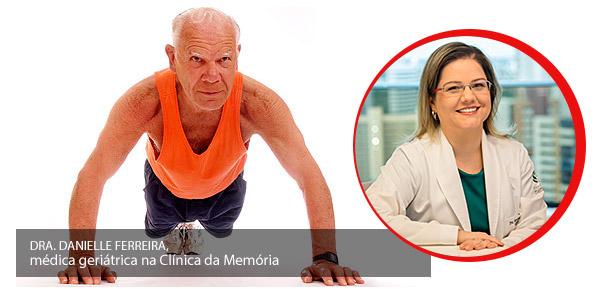 Exercícios retardam o envelhecimento