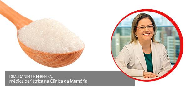 Açúcar e demência