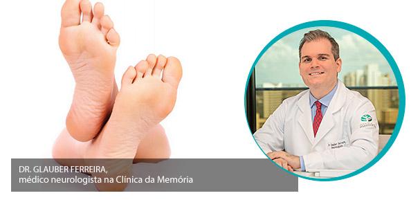 Formigamento nos pés é normal?